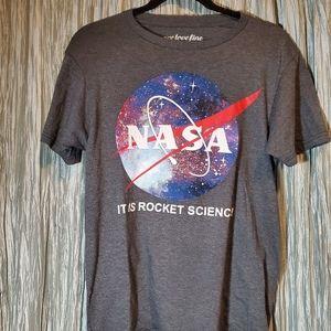 NASA Mens  Graphic Tshirt